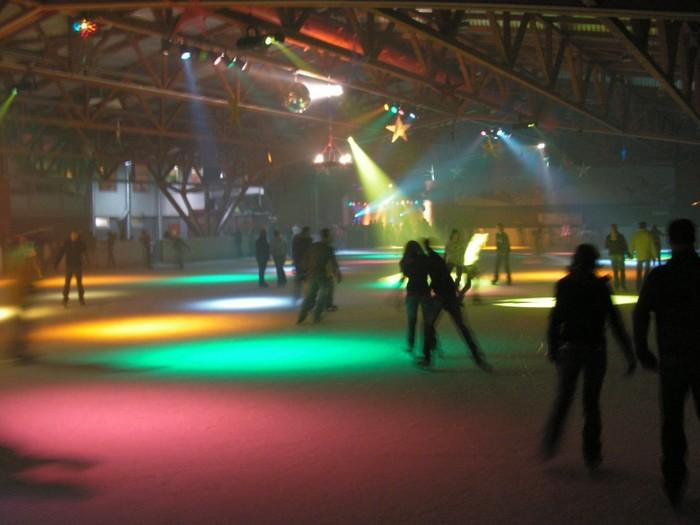 Disco on Ice